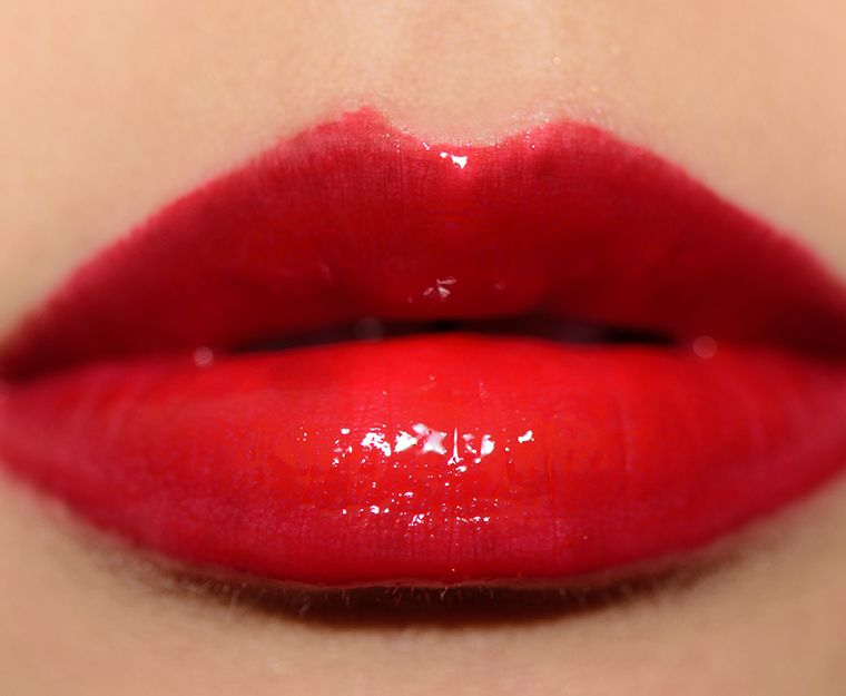 Mac Russian Red Ruby Woo Baby S A Vamp Yellow Jacket Lipglasses Reviews Photos Swatches Mac Russian Red Russian Red Ruby Woo