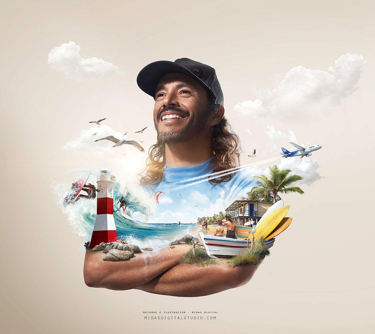 Amazing Worker: Amazing Photo Manipulation Work By Midas Digital Studio