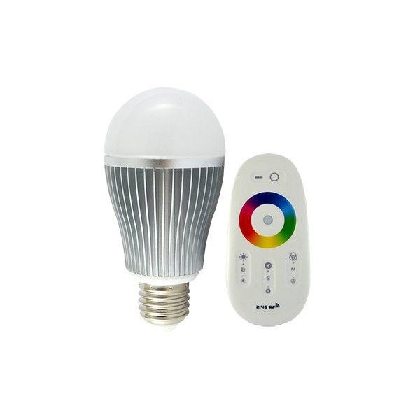 Osram Ampoule Led Couleurs Rgb Telecommandee Culot E14 Forme Spherique 4 3w Equivalent 25w Blanc Chaud Couleurs Ampoule Led Led Ampoule Led Couleur