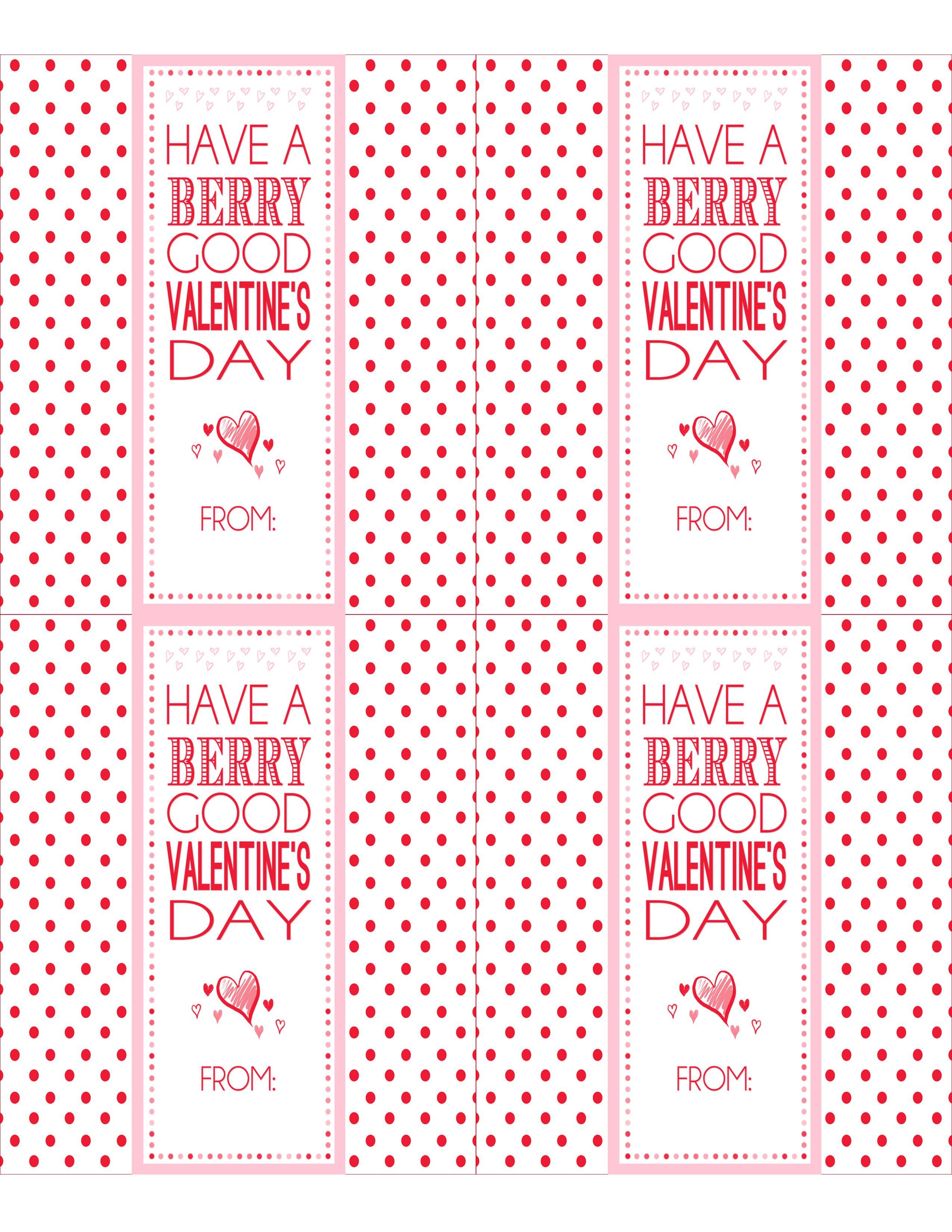 Kids Valentine S Fruit Strip Wrap