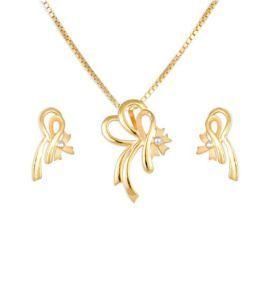 Matching gold or diamond pendant earring set online tanishq matching gold or diamond pendant earring set online tanishq aloadofball Gallery