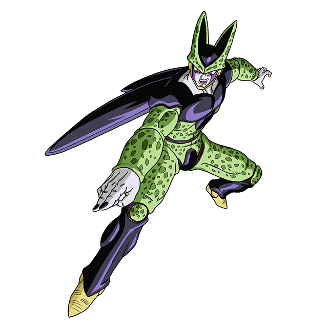 Perfect Cell Render 3 Sdbh World Mission By Maxiuchiha22 Dragon Ball Art Dragon Ball Z Dragon Ball Gt
