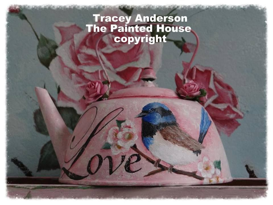 Painted by Tracey Anderson