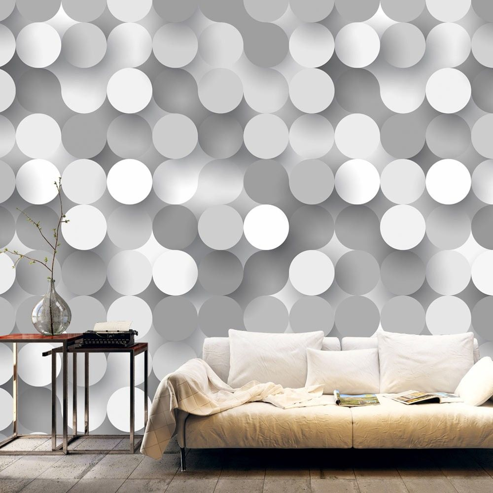 Wallpaper Silver Net In 2020 Wall Wallpaper Wallpaper Decor 3d Wallpaper For Walls