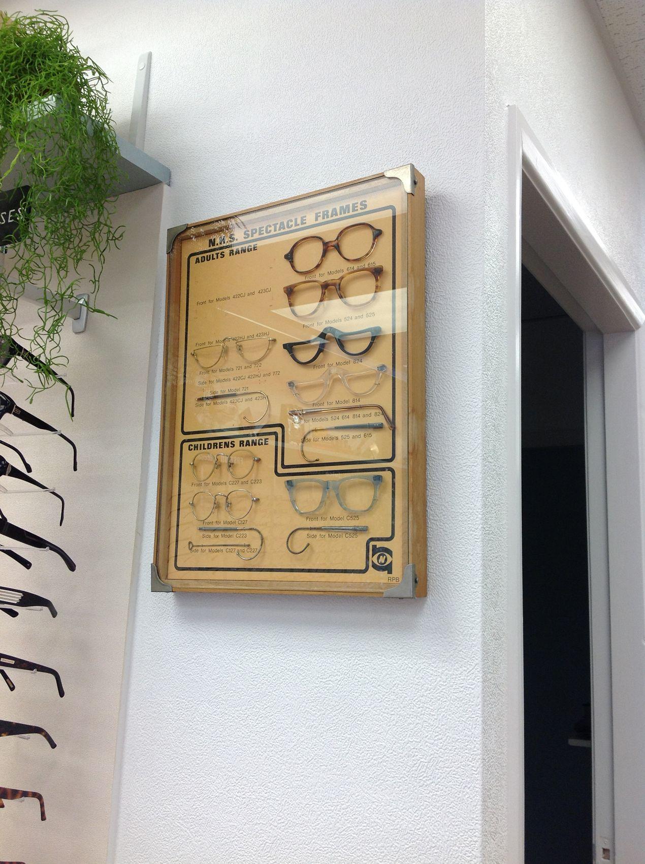 13245d55d89 Retro Accessories!  NHS  Glasses