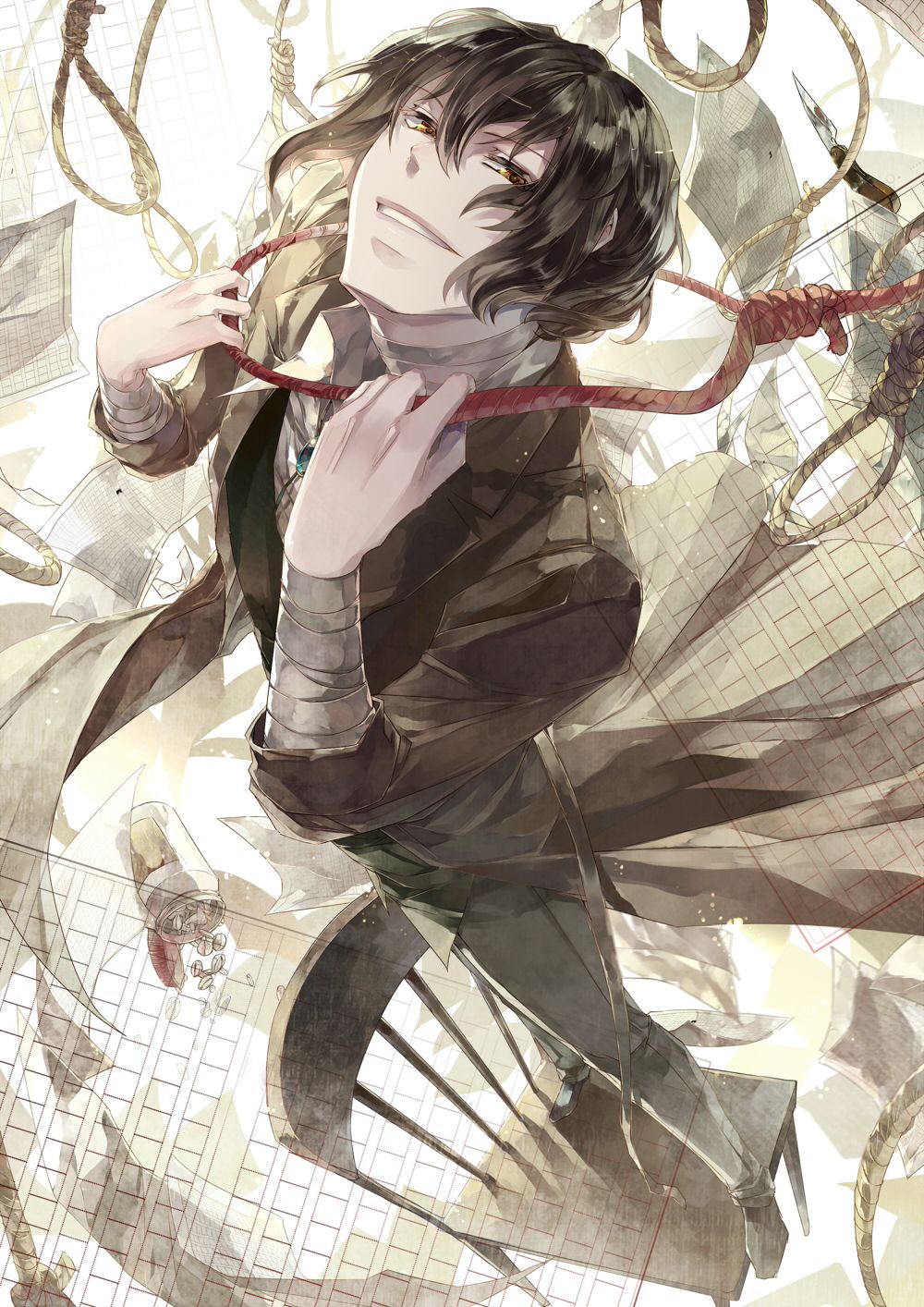 bungou stray dogs | Anime | Bungou stray dogs, Stray dogs