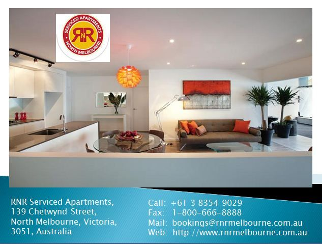 At RNR Melbourne, you can select from a range of corporate apartments, designed to meet the needs of the business traveler. RNR Melbourne also provides hospital accommodation for individuals seeking to be close to loved ones during their stay in hospital. RNR Melbourne is committed to providing a hassle-free experience that enables you to recharge your batteries, no matter what the circumstances may be.