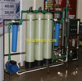 Hệ thống lọc nước 250-5000l/h