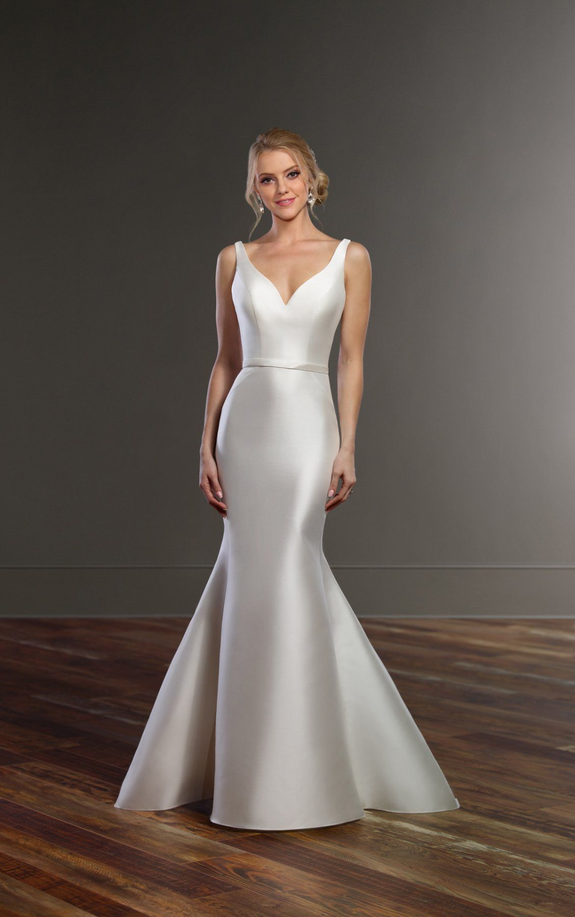 Bridal gowns structured wedding dresses simple weddings and