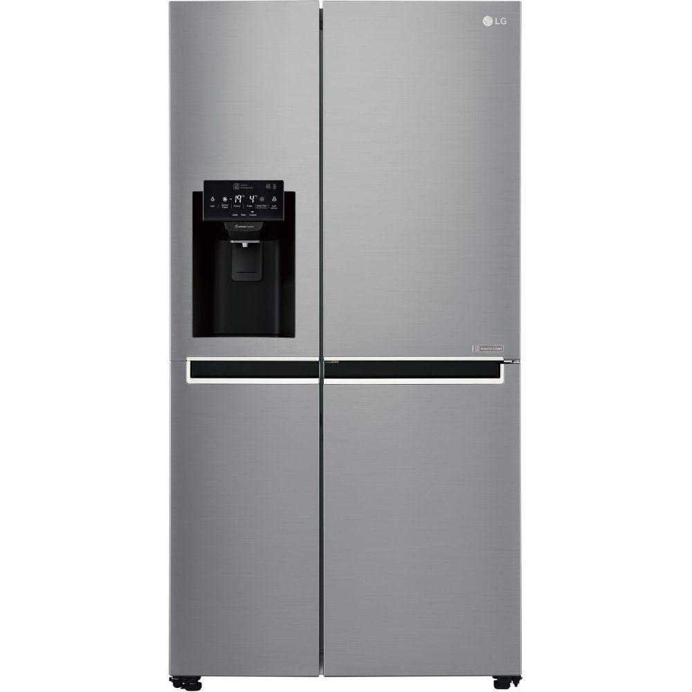 Buy LG GSL760PZXV American Fridge Freezer - Stainless Steel ...