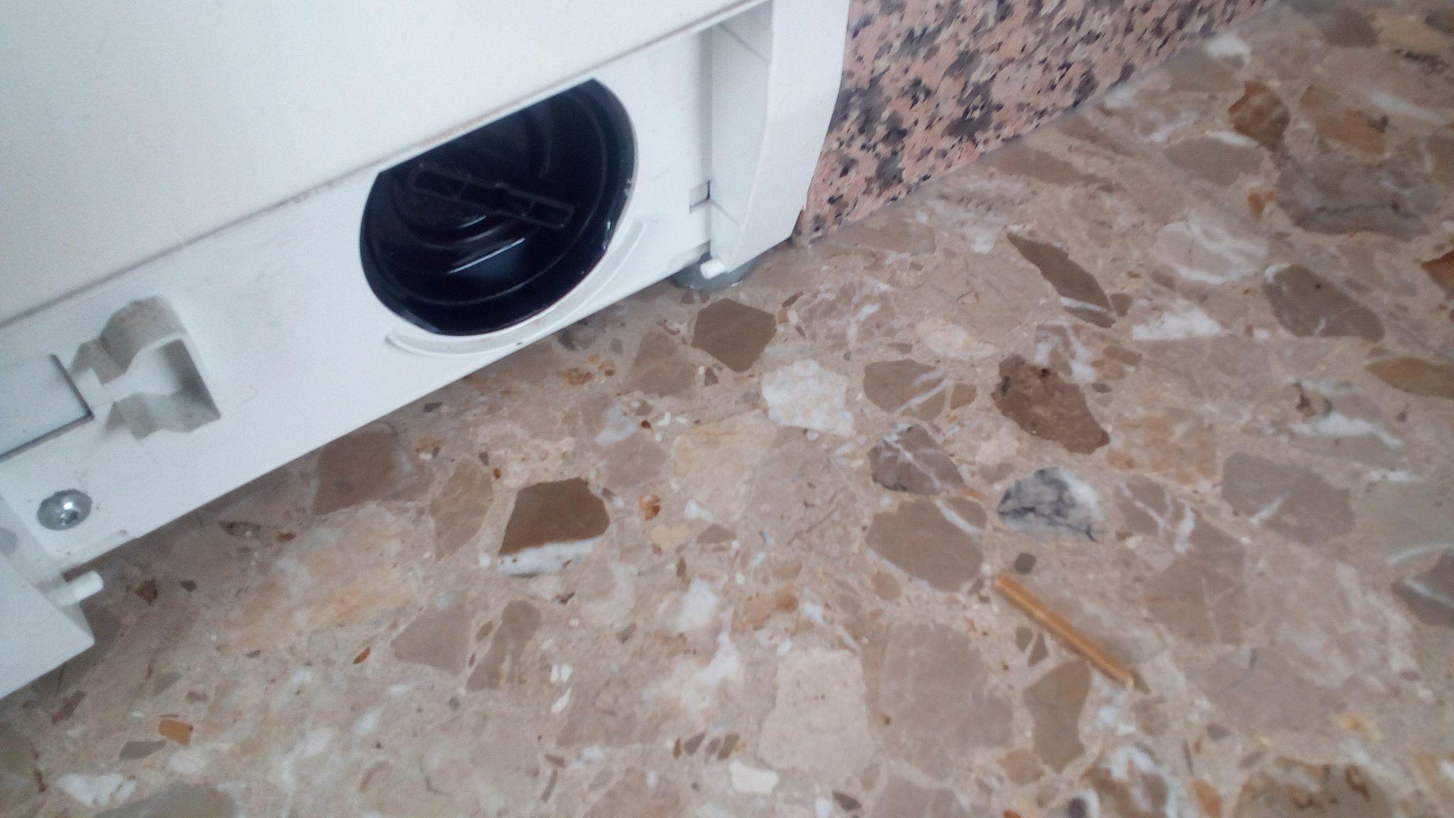 Desatoro De Filtro De Lavadora Con Palo En Interior Reparacion