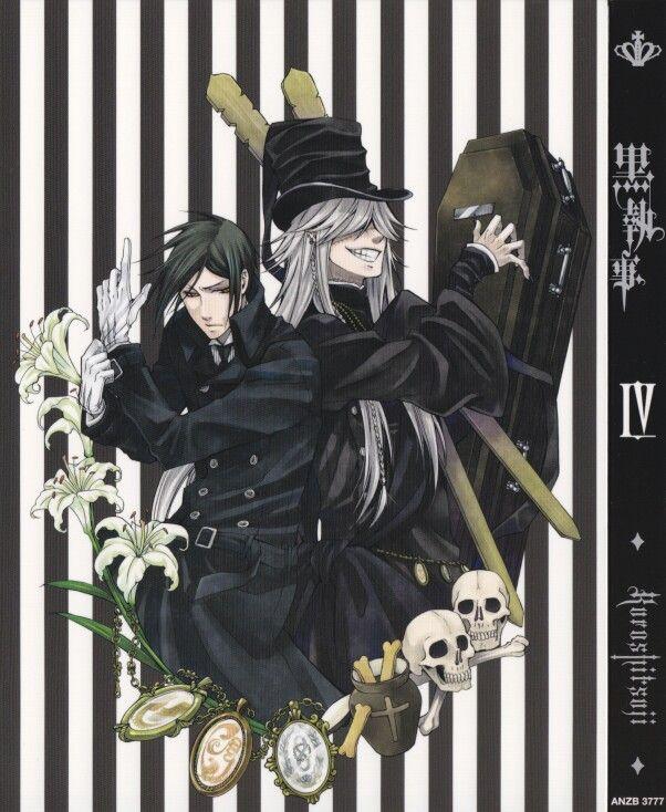 Sebastian and Undertaker