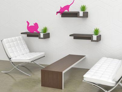 plank perch wwwurbanpethaus cat sanctuaries Pinterest