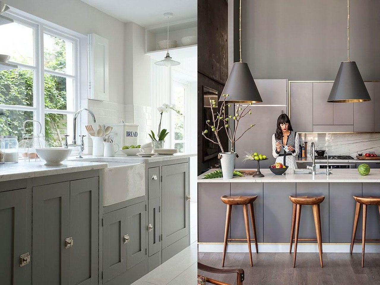 Tendencias cocinas 2017: el nuevo centro de tu hogar | Decoración de ...