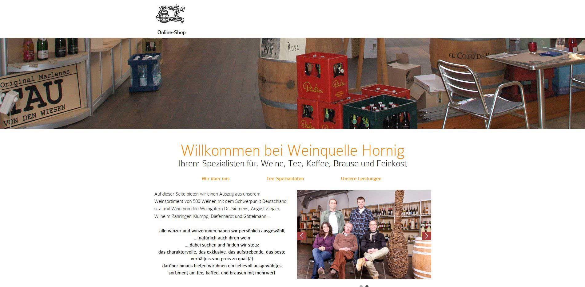 Marvelous Weinfachgesch ft Hornig Wuppertal