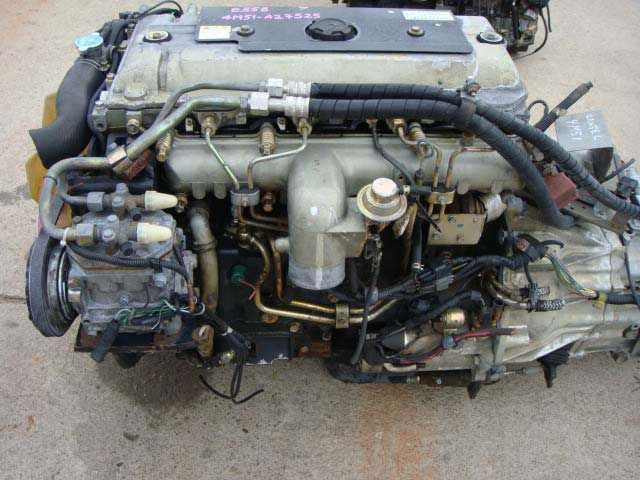 Used Mitsubishi Canter engine 4M51 in Harare Stock  Engine Code:4M51