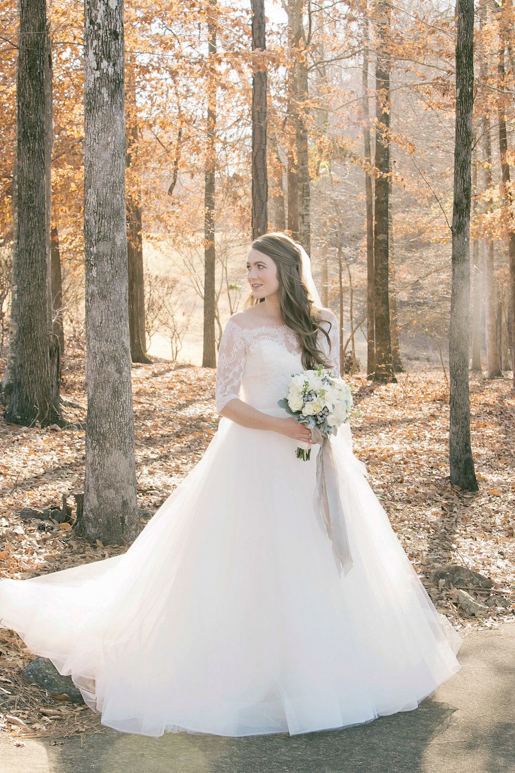 invision events winter wedding at moores mill club with