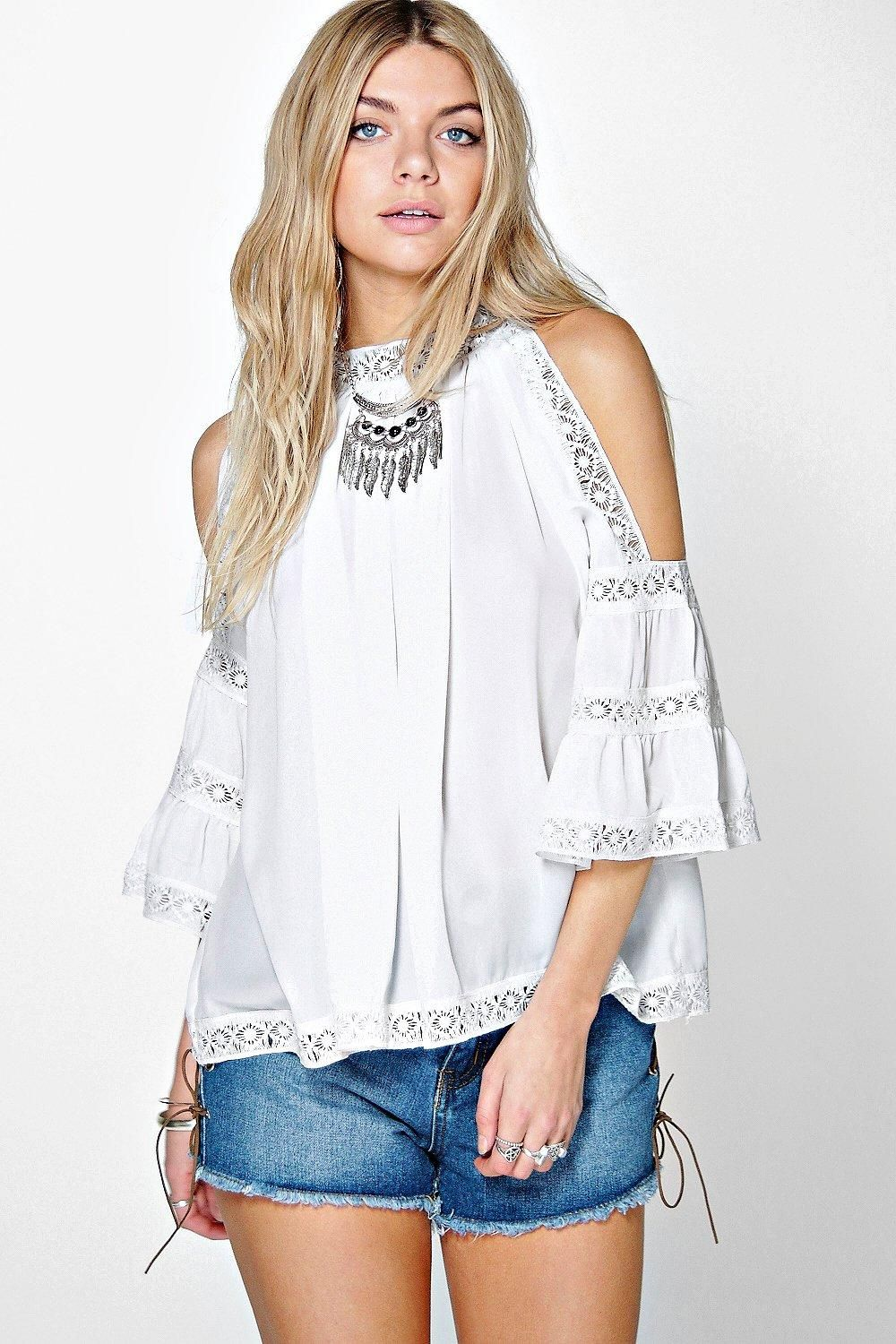 31377a4b1cbbe5 Day tops are a staple separate in every wardrobe Make your top pop this  season with