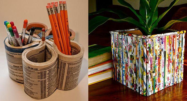 Reciclaje creativo | RANDOM | Pinterest | Reciclaje, Creativo y Es ...