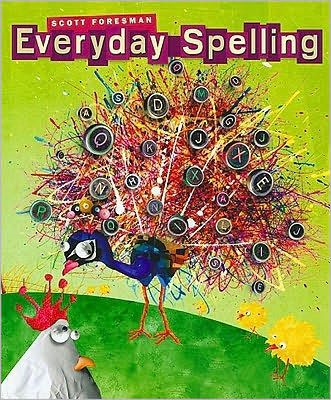 Everyday Spelling Grade 5 By Scott Foresman Ronald L