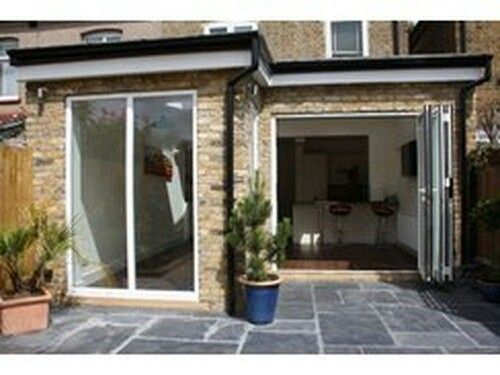 Exceptional L Shaped Extension