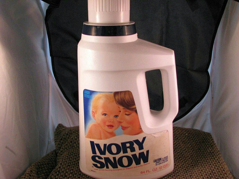 Ivory Snow Liquid Detergent Homemade Laundry Detergent Organic