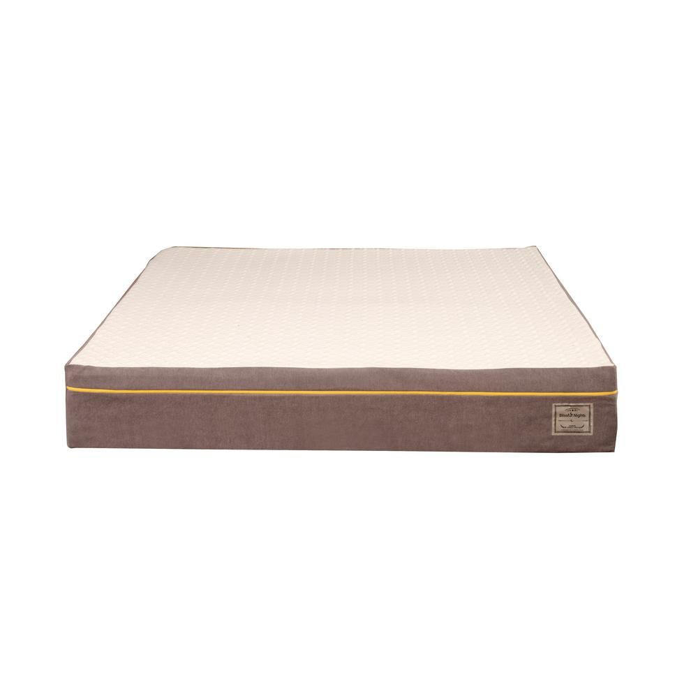 10 in rose california king memory foam mattress foam mattress