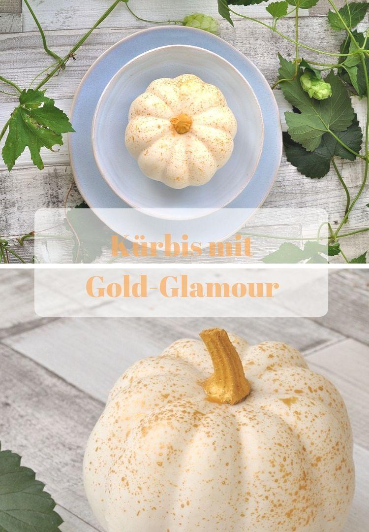 Hallo Herbst mit @Smillas Wohngefühl #herbstlichetischdeko Kürbis mit Gold-Glamour: eine super Tischdekoration für den Herbst. DAs sieht insbesondere bei weißen Kürbissen richtig edel aus und hat ein bisschen Boho - Chic. Mit flüssiger Goldfarbe ist die herbstliche Tischdeko schnell gemacht! #herbstlichetischdeko Hallo Herbst mit @Smillas Wohngefühl #herbstlichetischdeko Kürbis mit Gold-Glamour: eine super Tischdekoration für den Herbst. DAs sieht insbesondere bei weißen Kürbissen ric #herbstlichetischdeko