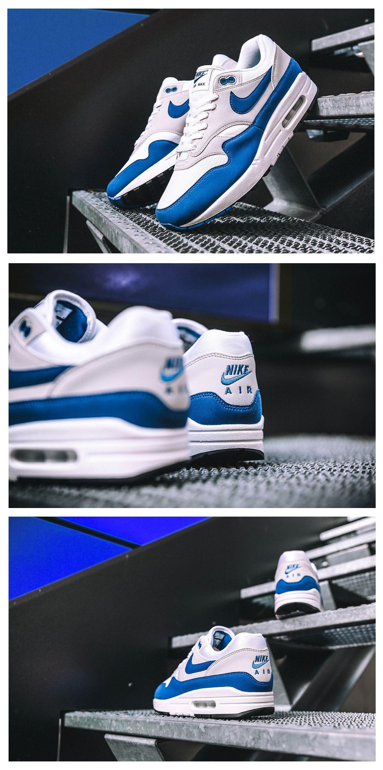 b65d7cba5e607 Nike Air Max 1 OG  Blue