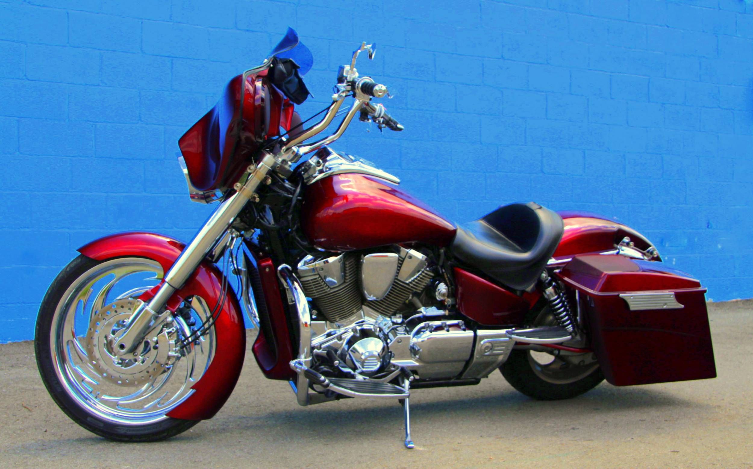 medium resolution of honda vtx 1800n 2004 custom bagger vtx photo gallery