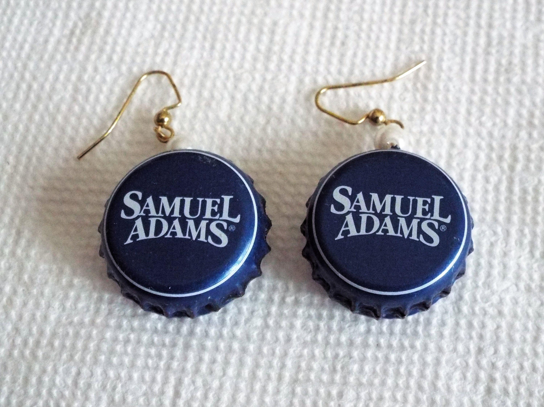 Bottle Cap Earrings Bottle Cap Jewelry Bottle Cap Earrings Bottle Cap Crafts