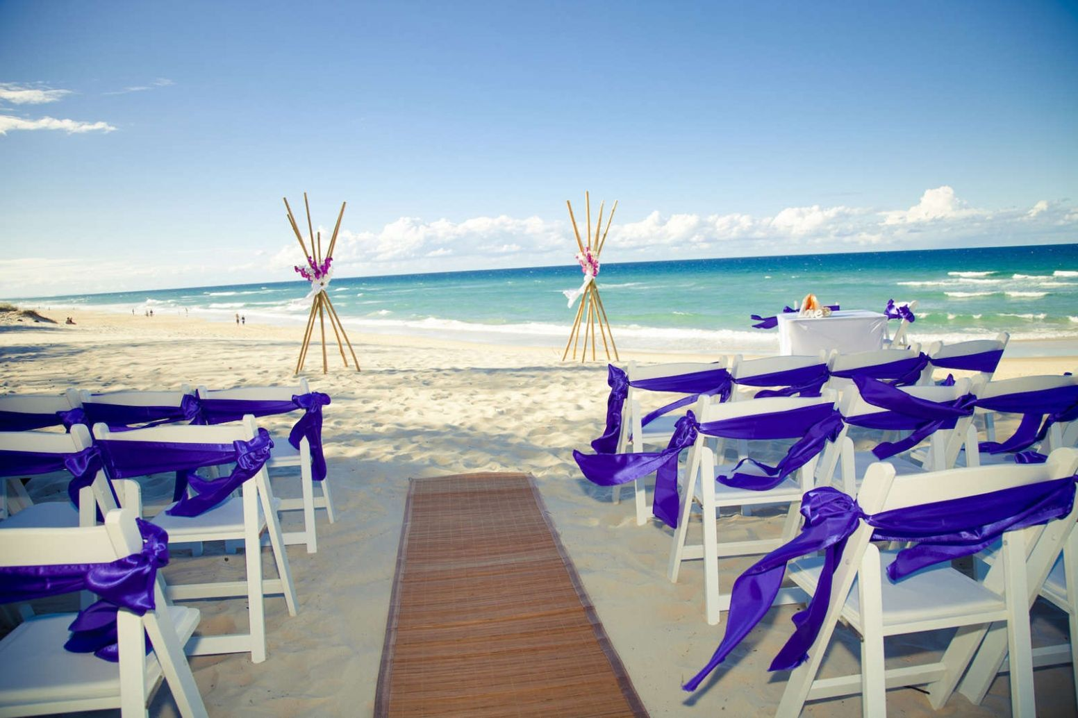 Beach Wedding Venues Gulfport Ms Mini Bridal Weddings In Biloxi On The