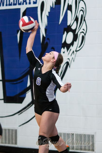 Oshkosh West Varsity Volleyball Photo By Ryan Clausen Sport Event Volleyball Sports