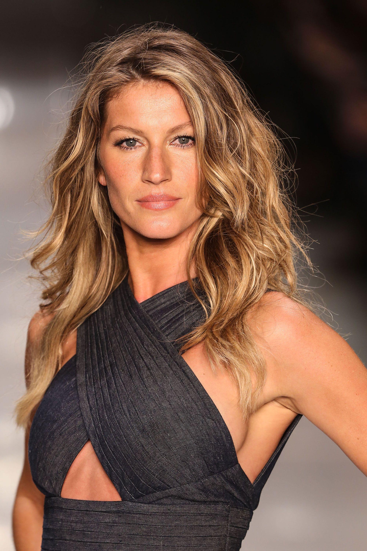 Gisele Bundchen Audited For Highest Paid Model Ranking Gisele Bundchen Hair Gisele Hair Blonde Hair Color