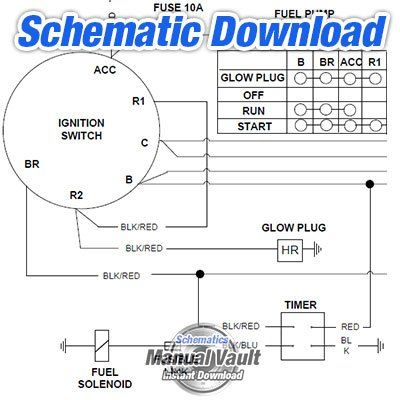 Schematic Download Cummins Timer Download