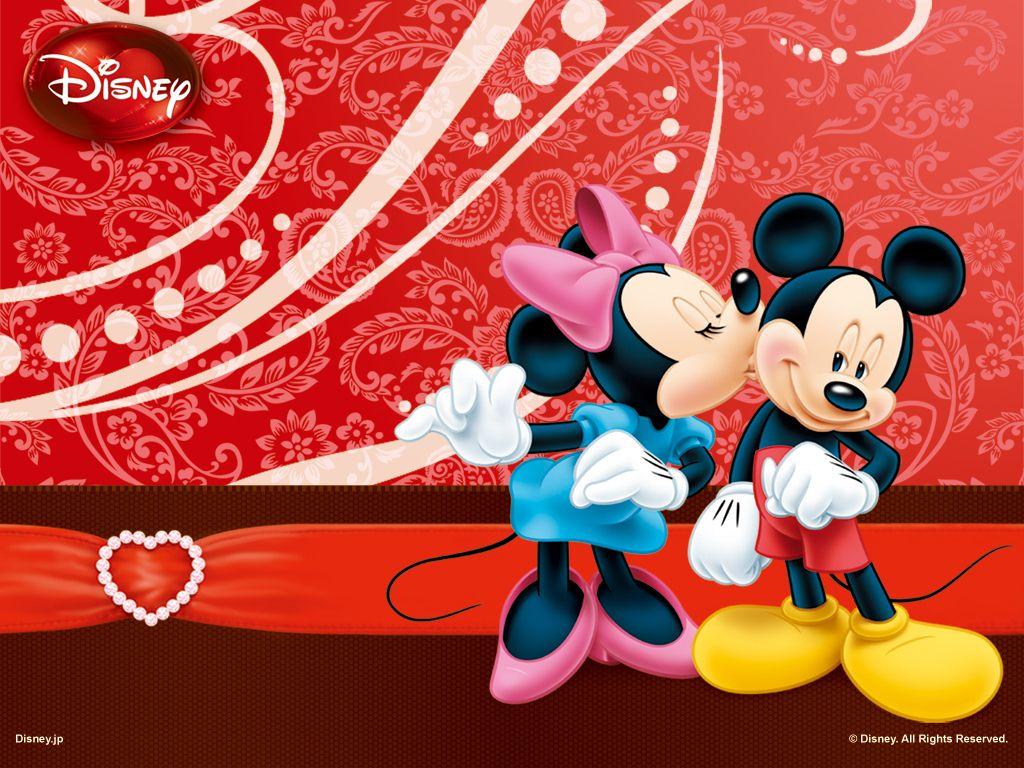 Mickey And Minnie Wallpaper Classic Disney Wallpaper Mickey Mouse Wallpaper Mickey Mouse Cartoon Disney Valentines