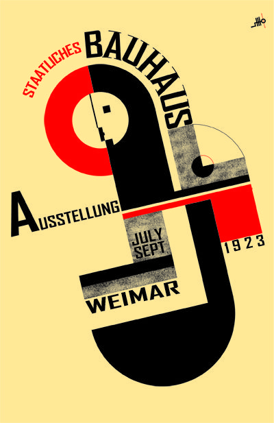bauhaus poster art Google Search Bauhaus art, Bauhaus