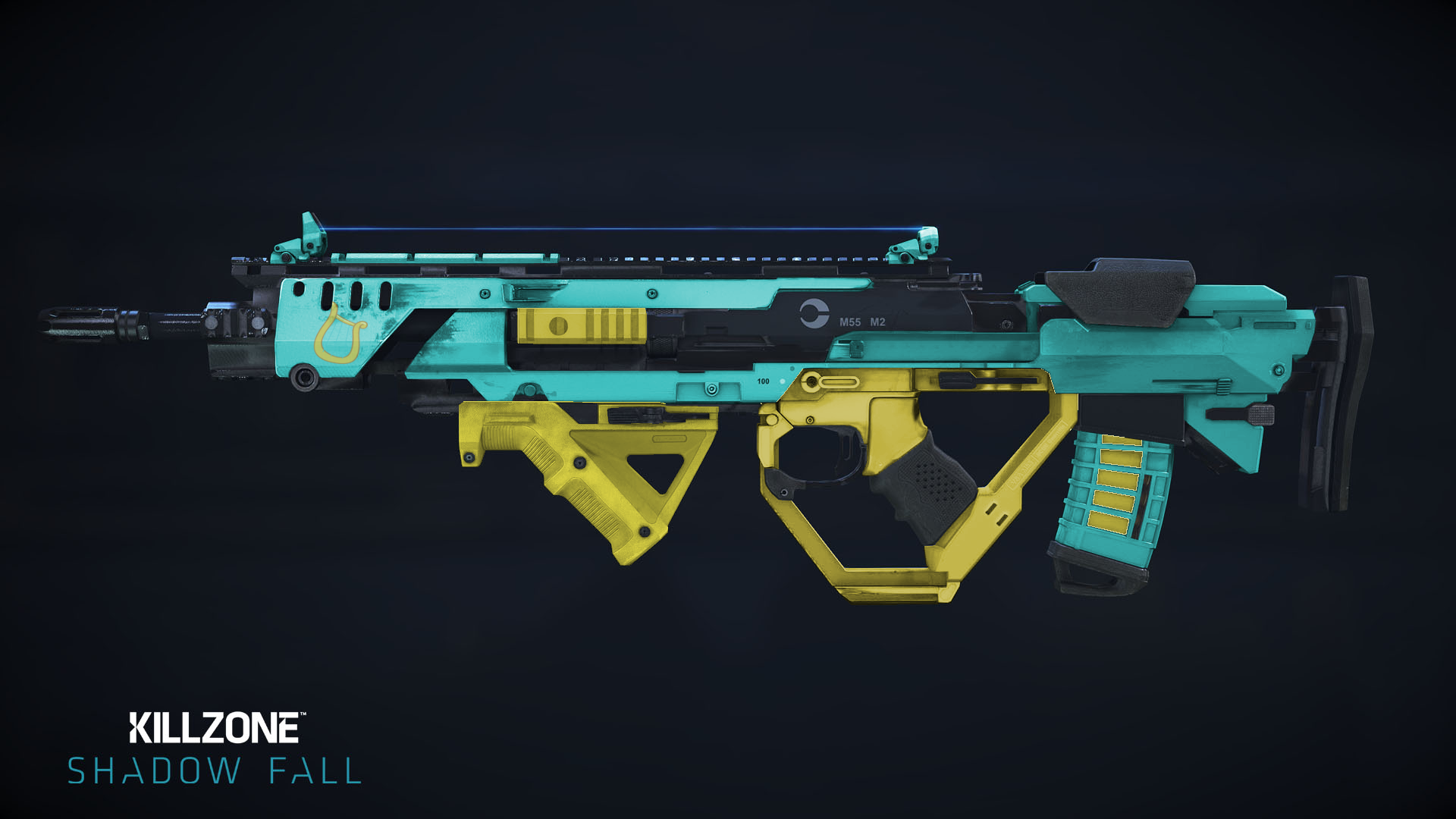 Lyra\'s assault rifle | Mlp guns | Pinterest | Assault rifle and MLP