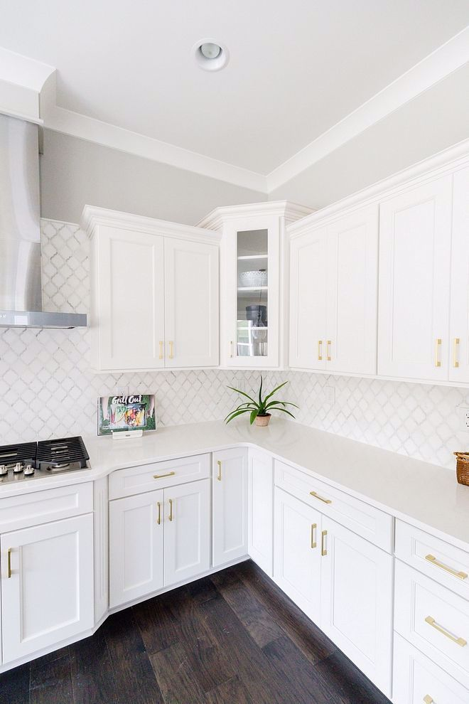 Painted Kitchen Cabinets Colors, What Color White For Kitchen Cabinets Sherwin Williams