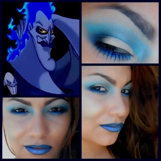 Disney Inspired Halloween Makeup for Disney Princess and Villains ...
