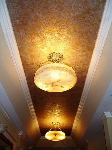 Textured ceiling finishes | Ceiling paint ideas, Paint ideas and ...