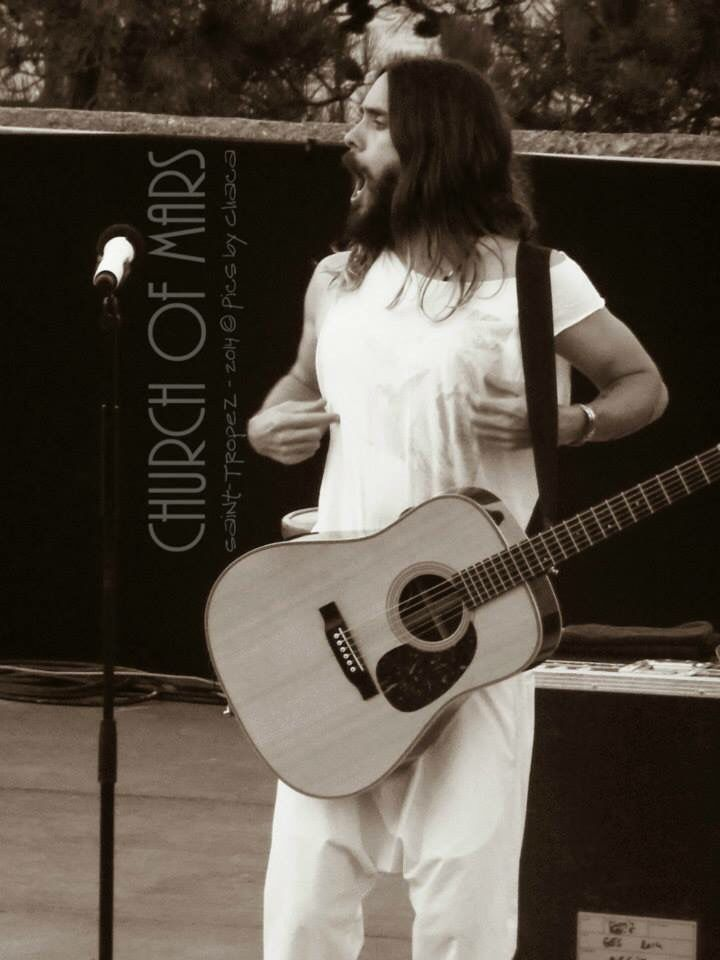 """My pics from the show """"Church of Mars"""" - La citadelle, St Tropez, France - 2014"""