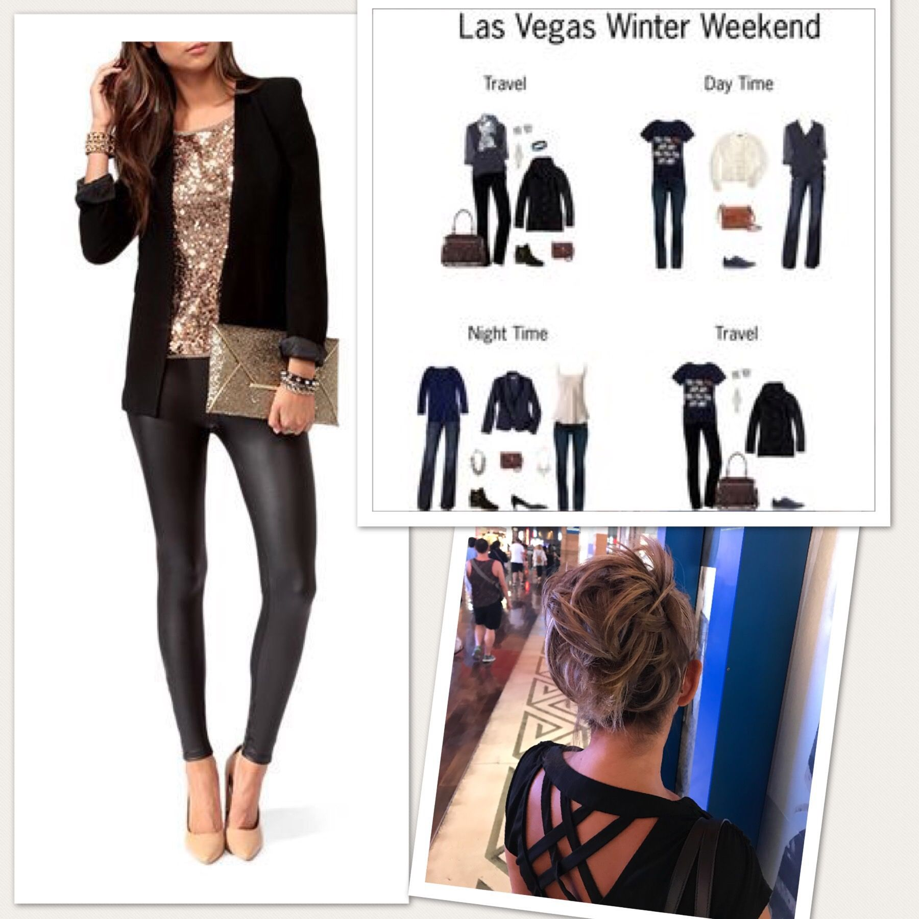 What to wear in Vegas keep it simple, comfortable  Vegas