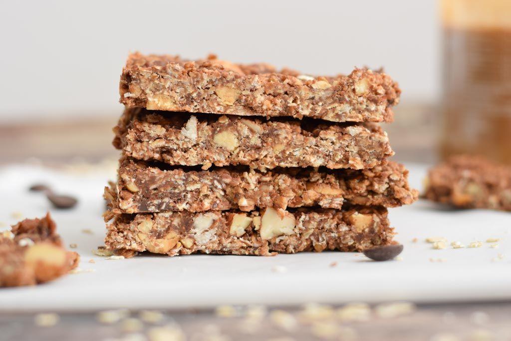 Low Fodmap Granola Bars With Peanut Butter Recipe Granola Bars
