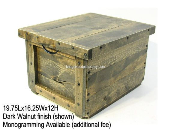 Filing Boxes Decorative Lidded Wooden Box For File Storage & Organization Wood Filing