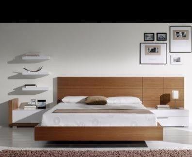 Respaldo sommier cama mesas de luz cajon progetto somier - Somier cama matrimonio ...