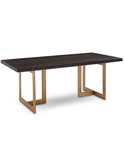 cambridge dining table only at macy s macys furniture pinterest