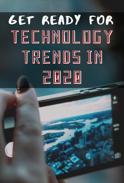 Get Ready For 2020 Technology Trends Small Business Plan Small Business Tips New Year Planning