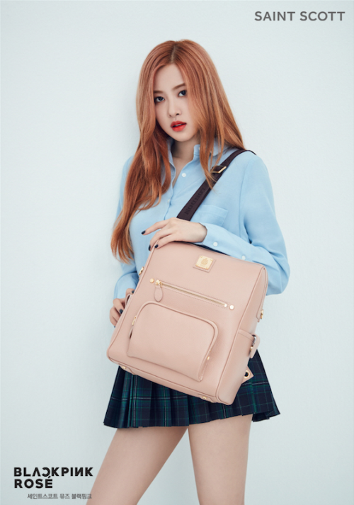 BLACKPINK x SAINT SCOTT