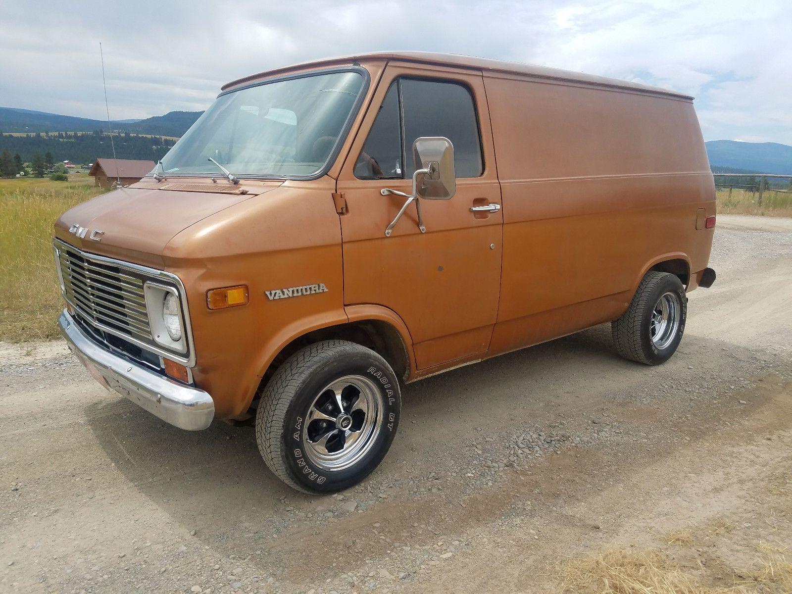1975 Gmc Vandura Vandura Ebay Motors Cars Amp Trucks Gmc